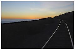 Gaviota_0301 (Thomas Willard) Tags: california coast gaviota central tracks railroad train ocean pacific