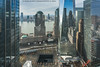 9/11 Memorial and WTC (20180120-DSC07766) (Michael.Lee.Pics.NYC) Tags: newyork 911memorial onewtc worldtradecenter brookfieldplace hudsonriver jerseycity aerial hotelwithview architecture cityscape hiltonmillenium reflection sony a7rm2 fe24105mmf4g