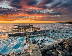 From Honu'apo (mikeSF_) Tags: hawaii whittington beach pier bi bigisland sunrise pentax mikeoria outdoor shore shoreline ocean pacificocean sigma 1020 10mm wwwmikeoriacom mikeoriaphotography hawaiian hawaiianislands honuapo