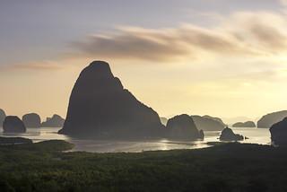 Secret place in Thailand