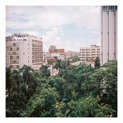 007_01 by jimbonzo079 - View from The HHI Hotel - Kolkata (Calcutta) India - 18/6/2015  Rolleicord III - Carl Zeiss Triotar f3.5  75mm  Kodak Portra 160