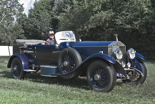 Rolls-Royce 40-50 New Phantom Barker 3-door Tourer 1928 (6004)
