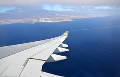 Thomas Cook Airlines Airbus A330 Window View (prahatravel) Tags: gran canaria playa del ingles trip travel january 2018 charter reise spania from spain kanariøyene sun warm thomas cook airlines scandinavia oyvkh værnes trondheim airport flyplass airbus a330 300 flight