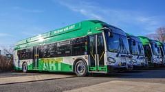 Arlington Transit ART 2017 New Flyer Xcelsior XN40s (MW Transit Photos) Tags: arlington transit art 2017 new flyer xcelsior xn40s