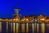 Haarlem reflections (powerfocusfotografie) Tags: canal windmill haarlem holland city henk nikond7200 powerfocusfotografie