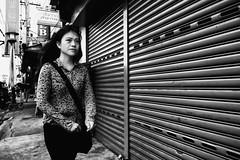 Roll Up (Meljoe San Diego) Tags: meljoesandiego ricoh grd4 grdiv streetphotography people candid monochrome alaminoscity philippines