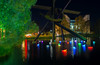 Berlin - Festival of lights (sabrinasteiger1) Tags: berlin potsdamerplatz germany deutschland europe europa boote schiffe see teich langzeitbelichtung fol festivaloflights berlinmitte skulptur spiegelung architektur herbst nacht night