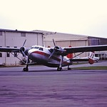 G-AZHJ Twin Pioneer Flight One CVT 08-09-82 thumbnail