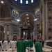 Morning Mass by the Altar at the Tomb of Saint John Paul celebrated by Bishops from Bielarus at the end of Ad Limina Visit in Vatican