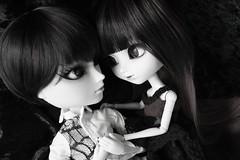 Romancing a Vampire (CornflowerBlue07) Tags: groove pullip elisabeth vampire taeyang pluto steampunk