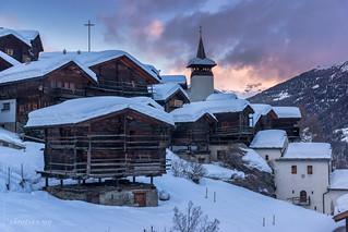 Grimentz (Switzerland)