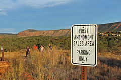 Constitutional Right (craigsanders429) Tags: arizona arizonamountains sedonaarizona signs