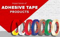 Importance of Adhesive Tape Products (cosmofilms17) Tags: adhesive tapes bopp
