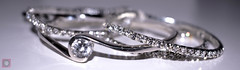 Jewellery 3 (picsbyCaroline) Tags: bright diamond bling bracelet sparkle close lines glitz glamour fashion accessories macro light
