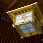 Amazing, golden lantern! まさかのゴールデン行灯!