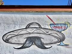 fullsizeoutput_80a5 (lnewman333) Tags: losangeles ca usa socal southerncalifornia nela northeastlosangeles sombrero mexicanfood margarita mustache restaurant villasombrerorestaurant