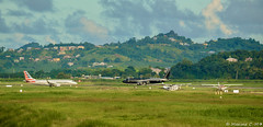 4️⃣ Planes (Maxime C-M ✈) Tags: airport airplane aviation colors martinique passion caribbean mount beautiful afternoon french island trafic travel discover exotic photography tropical