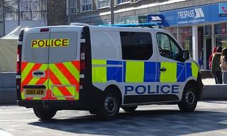 Hertfordshire Constabulary - OU65 AEW