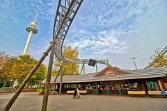 Hansa Park - Fluch von Novgorod (www.nbfotos.de) Tags: hansapark fluchvonnovgorod achterbahn rollercoaster holsteinturm aussichtsturm frei freizeitpark vergnügungspark themepark sierksdorf