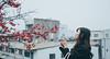 _MG_8947 (waychen_c) Tags: portrait yuting girl taiwan miaoli tongluo tongluotownship 台灣 苗栗 銅鑼 銅鑼鄉 櫻 サクラ 桜 緋寒桜 タイワンザクラ 台湾桜 2018櫻花季 sakura cherryblossom 台灣山櫻 taiwancherry
