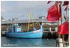 Rügen - 2018-07 (olherfoto) Tags: sasnitz rügen ostsee hafen mole meer boot kutter fischerboot fischkutter
