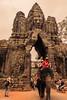 Camboya - Angkor Wat - Siem Reap (raperol) Tags: alairelibre angkorwat arquitectura camboya elefante paisaje paseo piedra puerta siemreap travel viajes