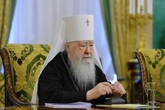 14. Заседание Священного Синода РПЦ 07.03.2018