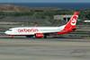 Air Berlin   B737-86J(W)   D-ABMQ (Globespotter) Tags: las palmas gran canaria air berlin b73786jw dabmq