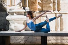 Zaragoza street dance project - Calle Joaquín Gil Bergés (jmsoler) Tags: ballet portrait color street nikkor2470mmf28 zaragoza mujer 2017 jmsoler paulina dance woman gente girl españa bailarina ballerina nikond800 calle
