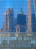 Battery Park Dreams (nrg_crisis) Tags: buildings reflections architecture abstractarchitecture nyc freedomtower lowermanhattan cityscape sky