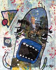 Let Alone a Trial (Marc-Anthony Macon) Tags: art dada dadaism dadaist dadaísmo outsiderart folkart rawart popart surrealism intuitiveart