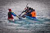 Coordinació de rem / Rowing together (SBA73) Tags: catalunya catalonia catalogne catalogna katalonien cataluña каталония 加泰罗尼亚 カタルーニャ州 banyoles estanydebanyoles pladelestany estany lake canoa barca boat canoe row rem remar remo remos rowing training sport