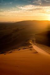 Gleaming, Namibia (cristiancoser) Tags: landscape desert nikon spectacular amazing sand sunrise travel travelphotography