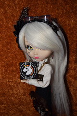 Steampunk Style (Mεgαrα ¹⁸⁵ ♑) Tags: pullip mio make it own doll steampunk