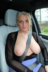 DSCF0063 (sexysueuk) Tags: milf slut whore sue public