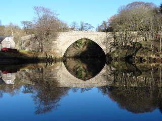 Bridge of Balgownie Reflections