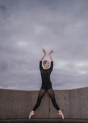 Dark skies (busby144) Tags: dancer dancelife pointe ballet ballerina worldwideballet ballerinaproject loveofballet balletphotography streetballet balletlife weddingphotographer alisonbusbyphotography enpointe balletfeet dancephotography londonballet streetsoflondon blackfriars blackfriarsbridge