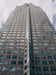 Toronto (Richard Pilon) Tags: ontario trail olympus architecture urban