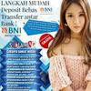 2 LANGKAH MUDAH Deposit BebasTransfer antar Bank! (SOLAIRE99.COM) Tags: bebastransfer bni10ribu promobni transferantarbank mandiri bni bca danamon cimbniaga 100bankindonesia