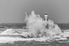 Some force on the Pier (Millerc1980) Tags: england northeast coast waves dramatic lighthouse nature power force storm beastfromtheeast