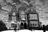 The Holte Pub, Aston. (Manoo Mistry) Tags: nikon nikond5500 tamron tamron18270mmzoomlens snow aston astonpark birmingham birminghampostandmail englanduk westmidlands park pubs publicplace monochrome blackandwhite sky dramatic