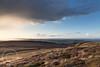 Sunset and Rain Aug 31st 2017 024 (Mark Schofield @ JB Schofield) Tags: huddersfield holmemoss holmfirth holme westnab valley moors moorland heather cloud rain sunset evening cooks study