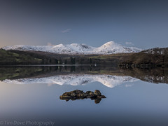 Coniston Cold (tdove77) Tags: coniston old man dow crag wetherlam low peel gh3 lumix panasonic lake district south lakes micro four thirds blue hour mirrorless reflections