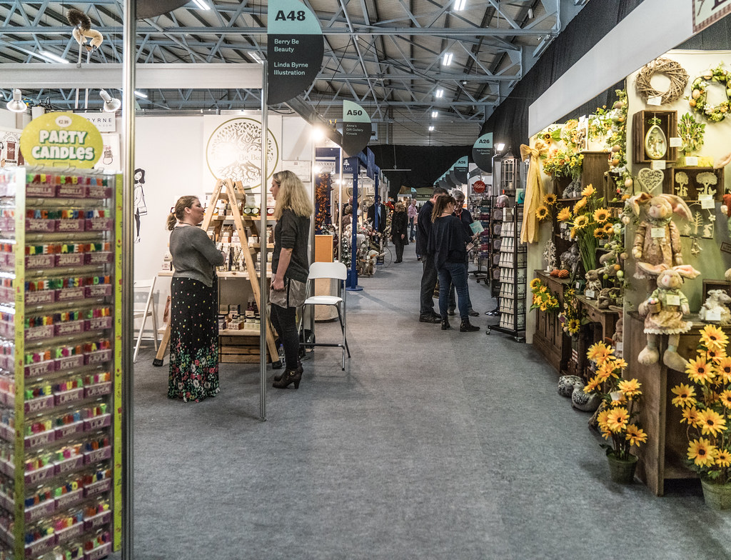 SHOWCASE IRELAND AT THE RDS IN DUBLIN [Sunday Jan. 21 to Wednesday Jan. 24]-136023