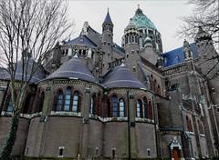 St Bavo - Haarlem  explore 24-01-2018 (Roel Oortwijn) Tags: basiliek stbavo haarlem nederland church katholiek catholic explore architecture building kerk inexplore