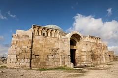 Umayyad Palace (zeenakay) Tags: roam explore travel palace history citadel jordan amman