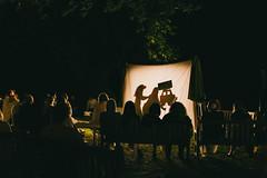 a&m wedding in Pulheim (Yuliya Bahr) Tags: shadowplay shadowpantomime shadowgraph move movement dark night shadows car wedding perfomance event show indie silhouette black evening party