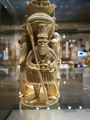 Salt Cellar, Benin, 16C, ivory (jacquemart) Tags: britishmuseum london bloomsbury saltcellar benin 16c ivory