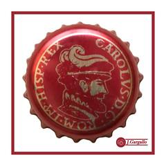 Charles Quint Rouge (J.Gargallo) Tags: carlosv charlesquint cerveza beer bier birra chapa bebida drink rouge rojo framed marco macro macrofotografía canon canon450d eos eos450d tokina tokina100mmf28atxprod
