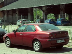 Alfa Romeo 156 1.8i 16v Twin Spark 1999 (LorenzoSSC) Tags: alfa romeo 156 18i 16v twin spark 1999